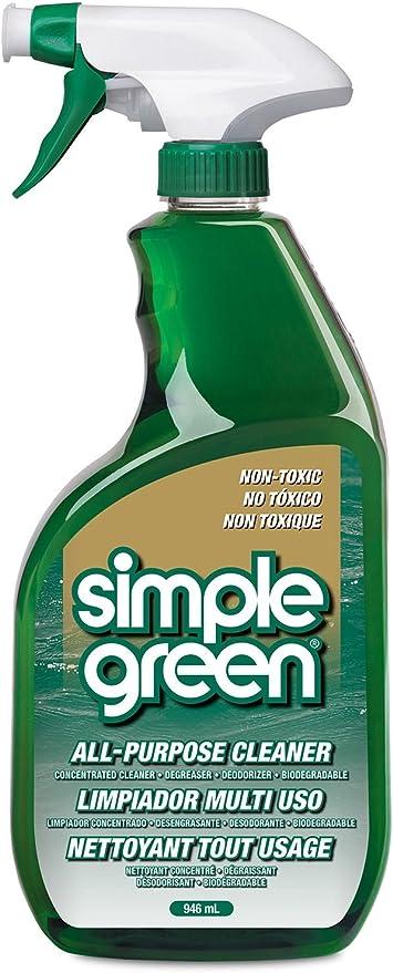 Simple Green - Limpiador multiusos y desengrasante concentrado ...