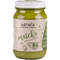 Sarai´s Crema de Almendra con Matcha