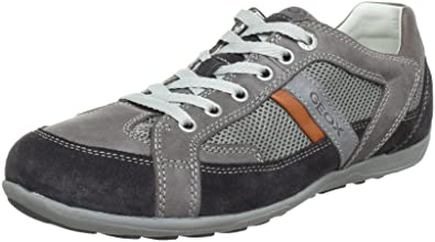 Geox U Mito B, Baskets mode homme - Gris (C0105), 41 EU