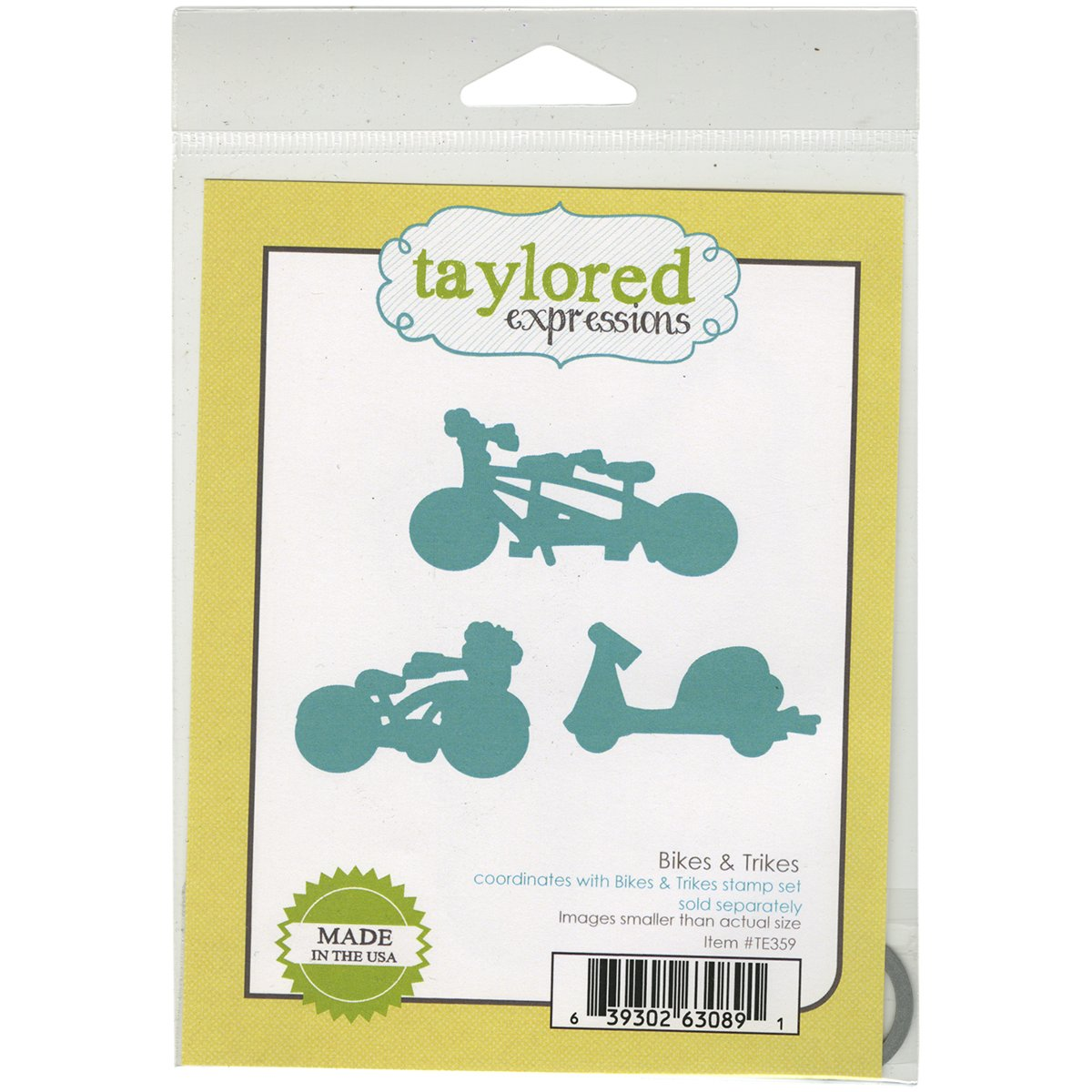 Taylored Expressions Dies-Bikes & Trikes (並行輸入品) B00OY2DCGY