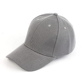 GSFD&DFGW Gorra de béisbol Casual para Mujer Sombrero de papá ...