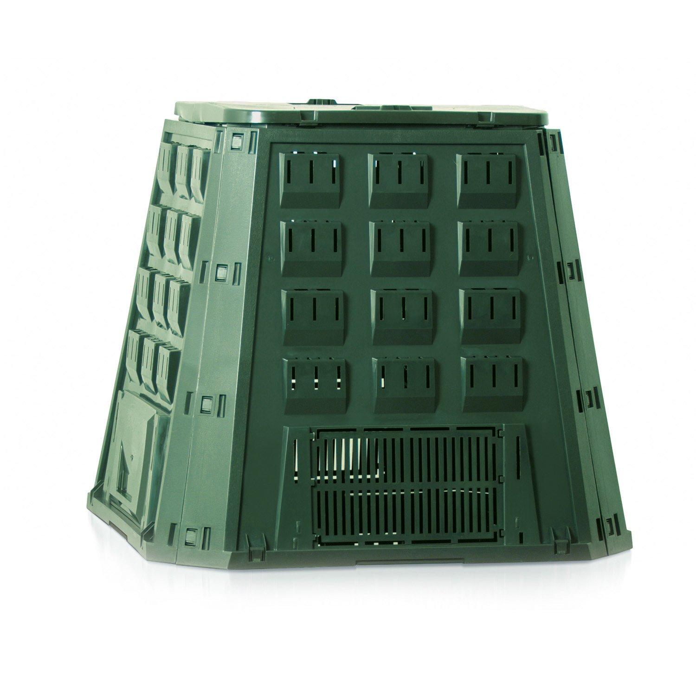 Unbekannt Prosperplast 19550 Compostaggio IKST400Z 400 litri, verde IKEV420Z-G851