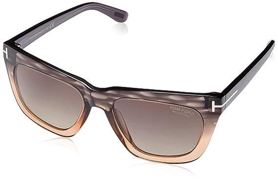 af62d9ddb258 Amazon.com  Tom Ford Womens Women s Celina 55Mm Sunglasses