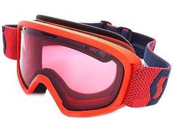 ca6c402babd8 Scott Jr Witty 5-10yrs Kids Children s Orange Snow Ski Goggles 260579