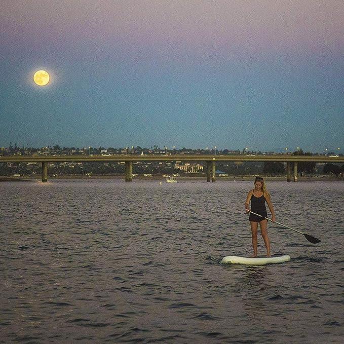 CQLSJB 3.3 m Stand Up Paddle Sup Board Set Inc Paleta, Bomba, Mochila y Correa Adecuado para Todas Las Habilidades Ideal para Principiantes Kit ...