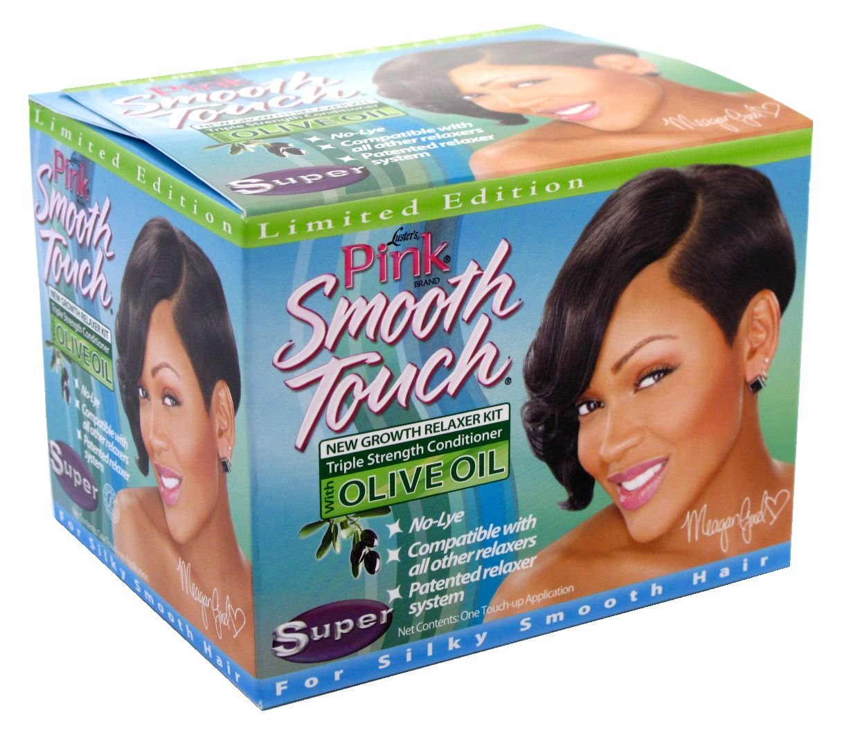 Smooth Touch Relaxer With Olive Oil SUPER