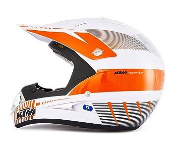DUEBEL Cascos Integrales BMX/MTV / Cross Country, Cascos de Motocross, ECE 2205