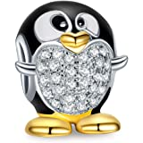 NinaQueen - Pinguino - Charms Bead da donna argento sterling 925