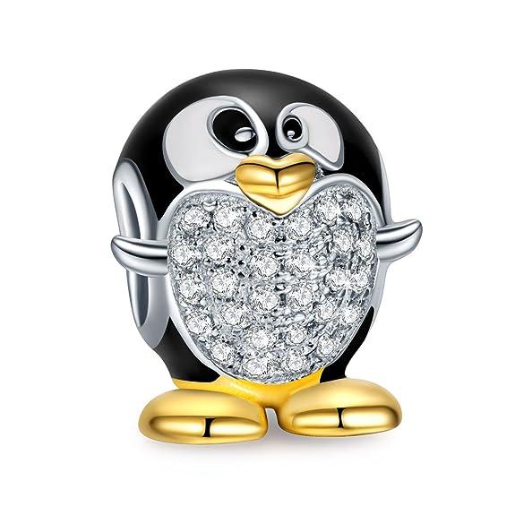 68 opinioni per NinaQueen- Pinguino- Charms Bead da