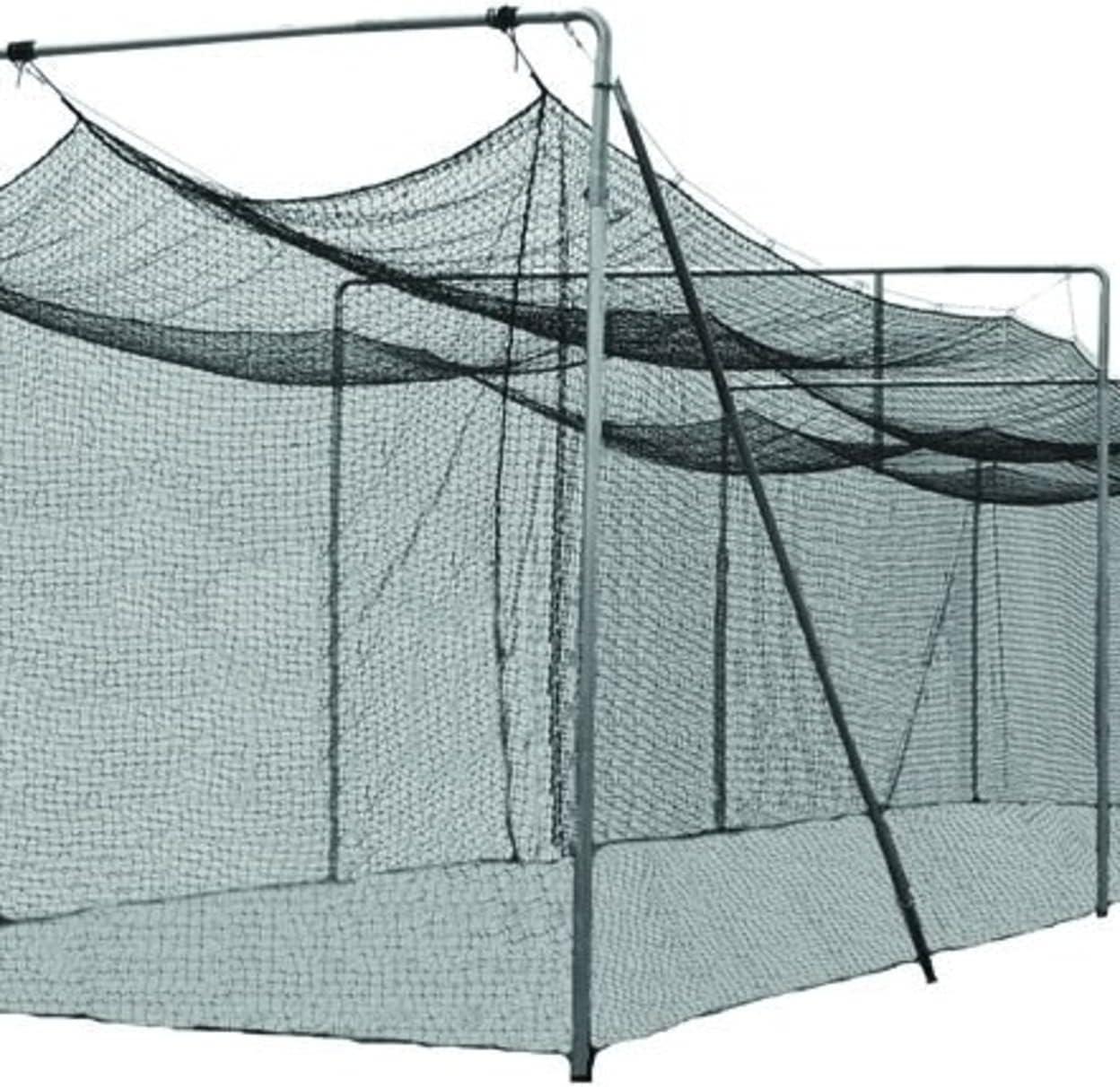 New Cimarron 30X12X10  #24 Twisted Poly Batting Cage Net