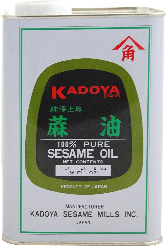 OIL, SESAME, KADOYA, SYSCO, 1-56OZ