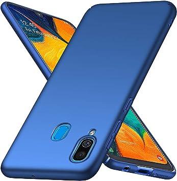 AOBOK para Samsung Galaxy A40 Funda, Fina de Dura Mate Funda, para ...