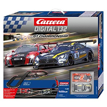 carrera digital 132  : Carrera 30188 Digital 132 GT Championship Digital ...