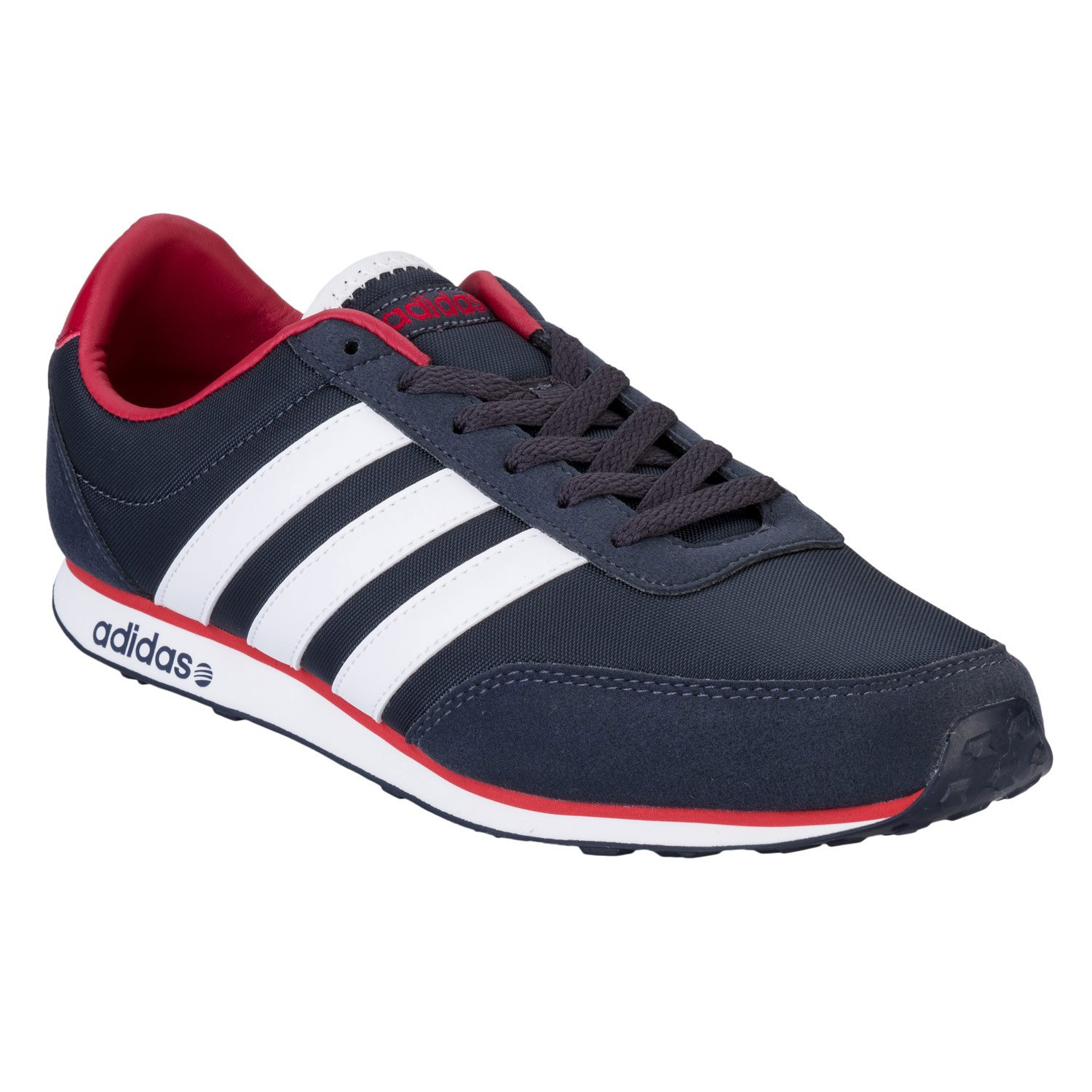 adidas Mens NEO Mens Neo V Racer Nylon Trainers in Navy - UK