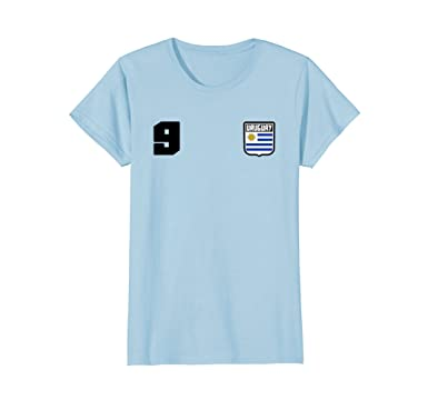 Amazon.com: URUGUAY T-shirt Uruguayan Tee Retro Soccer Football Futbol: Clothing