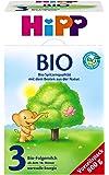 HiPP 喜宝3 段后续奶粉Bio ,4盒装(4 x 800克)