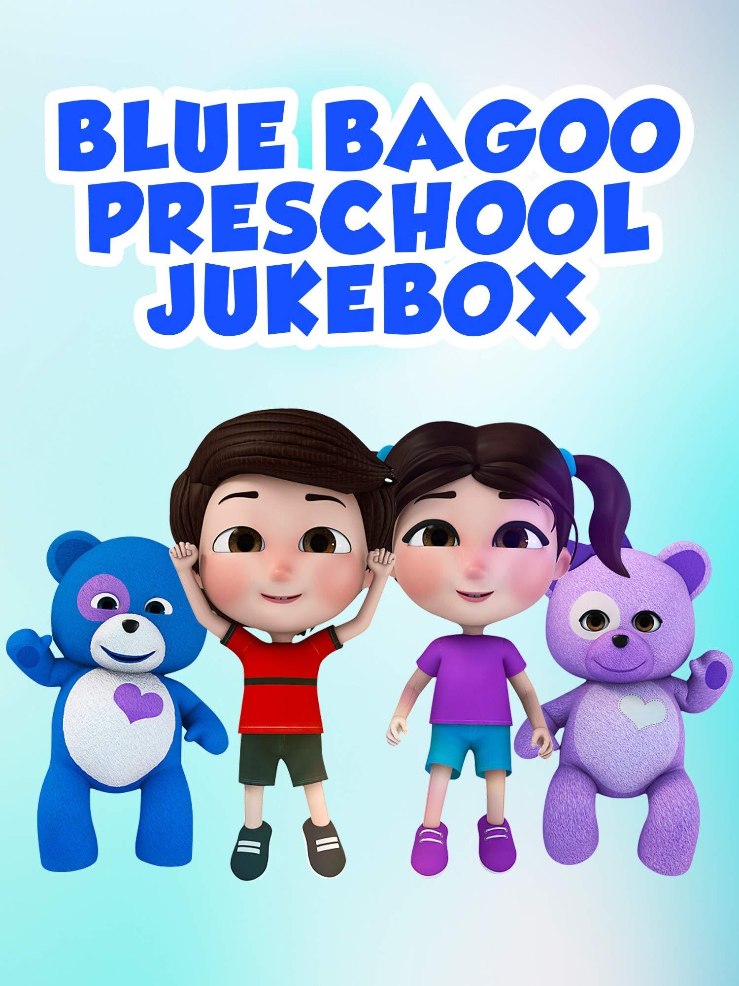 Blue Bagoo Preschool Jukebox on Amazon Prime Video UK