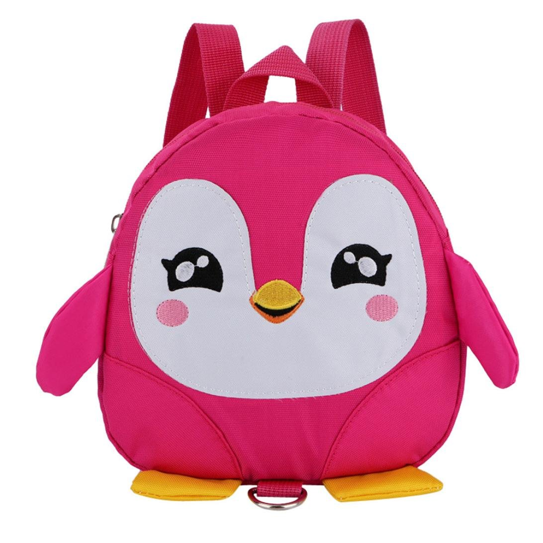 9a62d60902 Kid Soft Toy Bag Toddler Baby Bags Cartoon Animal Harness Backpack Rucksack  Kindergarten Book Bag Nursery School Bag for Baby Boys Shoulder Schoolbag  ...