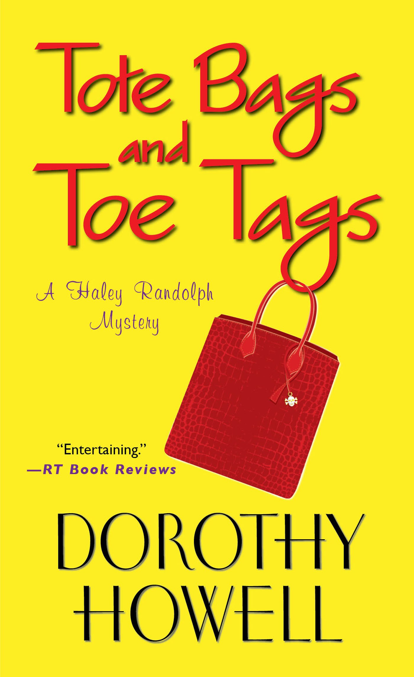 Tote Bags Haley Randolph Mysteries product image