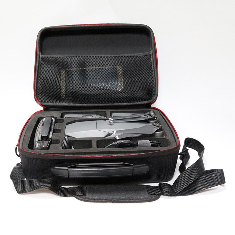 0f3b31c38519 Han Shi Hardshell Shoulder Waterproof Suitcase for DJI Mavic Pro RC  Quadcopter (Black