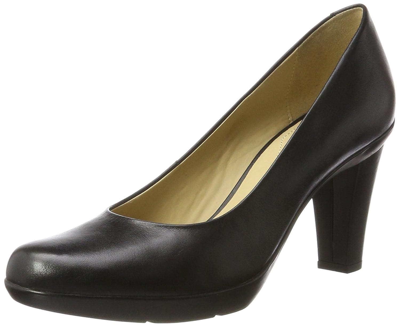 TALLA 36 EU. Geox D Inspiration C, Zapatos de Tacón para Mujer