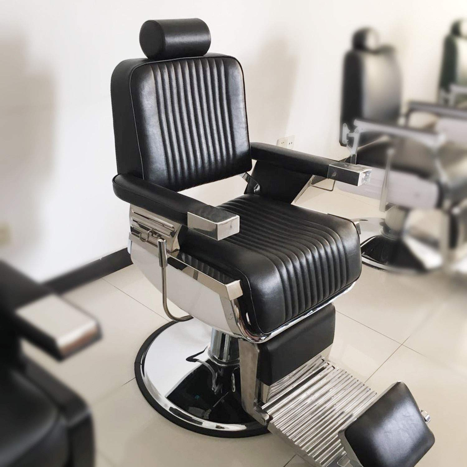 Cool Amazon Com Hyd Parts All Purpose Hydraulic Recline Barber Short Links Chair Design For Home Short Linksinfo