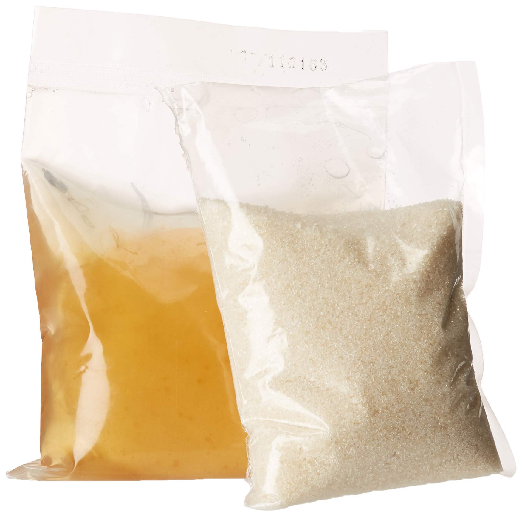 Kombucha Starter Kit .Premium Kombucha Brewing Ingredients included and Fresh Kombucha SCOBY, Durable Glass 1 Gallon Mason Jar, Temp Strip, PH Tests and Funnel included by Miloo (Image #2)