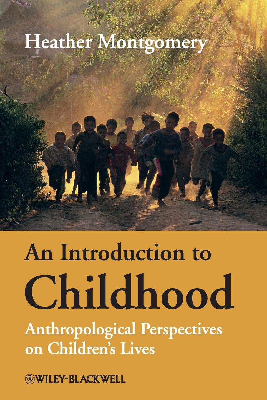An Introduction To Childhood  Anthropological Perspectives On Children's Lives