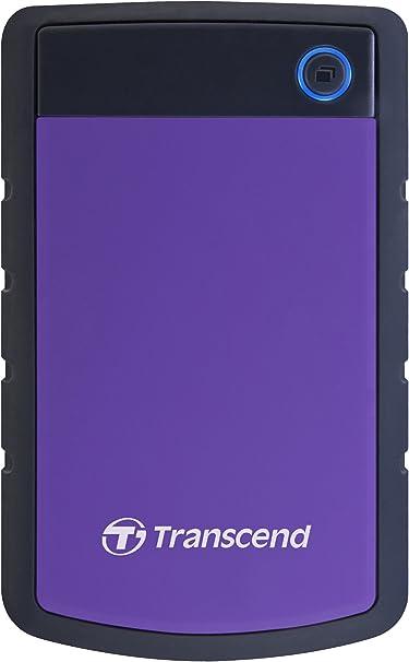 Transcend StoreJet 25H3 – Disco Duro Externo de 4 TB con ...
