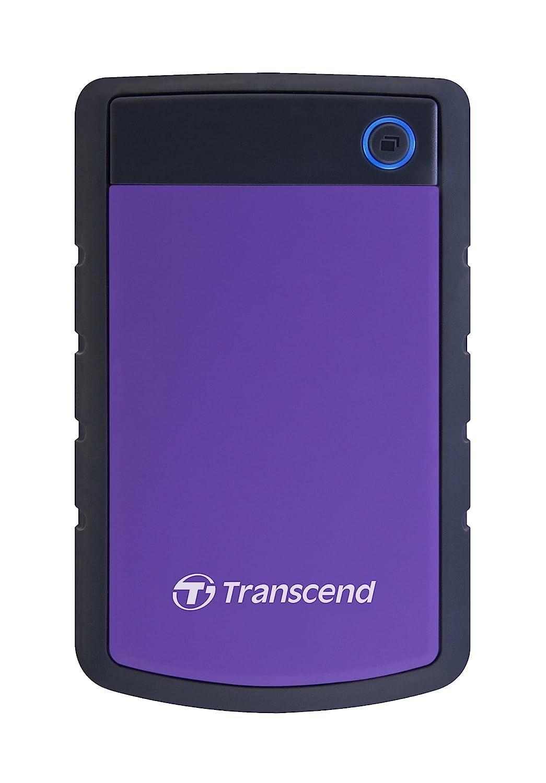 Transcend 4 TB Rubber Case Portable Hard Disk Drive