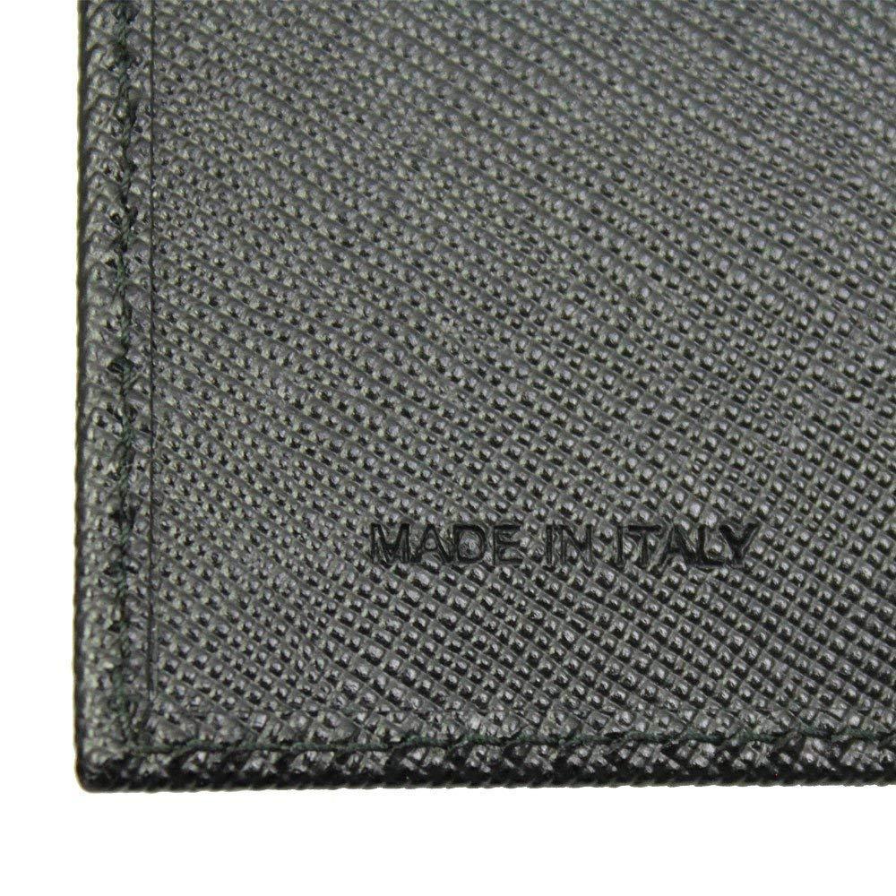 Prada Black Saffiano Leather Key Case 1PG222 Nero by Prada (Image #5)