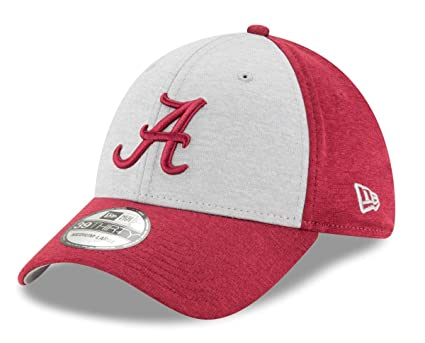 new product 96d20 416d0 Image Unavailable. Image not available for. Color  Alabama Crimson Tide New  Era NCAA 39THIRTY  quot Shaded Classic quot  Flex Fit Hat