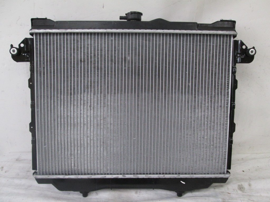 Pacific Best Inc For//Fit 2796 03-06 Dodge Sprinter Old Body Style Radiator Plastic Tank Aluminum Core