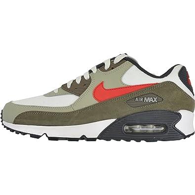 NIKE Air Max 90 Essential, Chaussures Homme - Beige - Beige, 45 EU