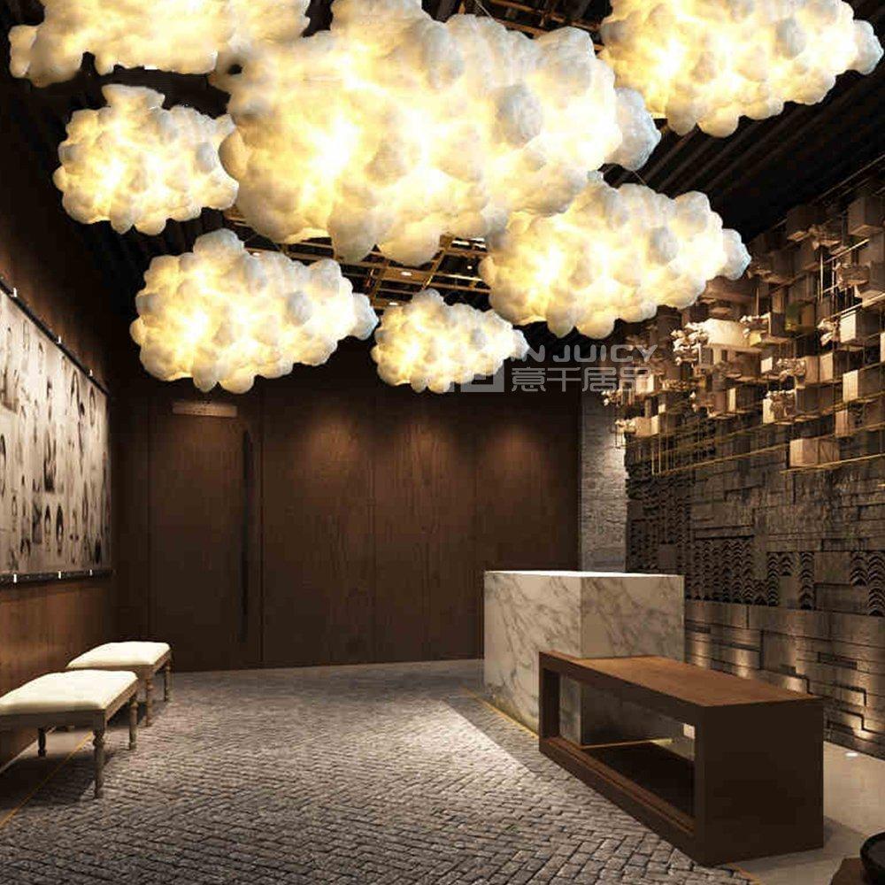Injuicy Beleuchtung Deckenleuchten Modern E27 Edison LED Licht Wolke ...