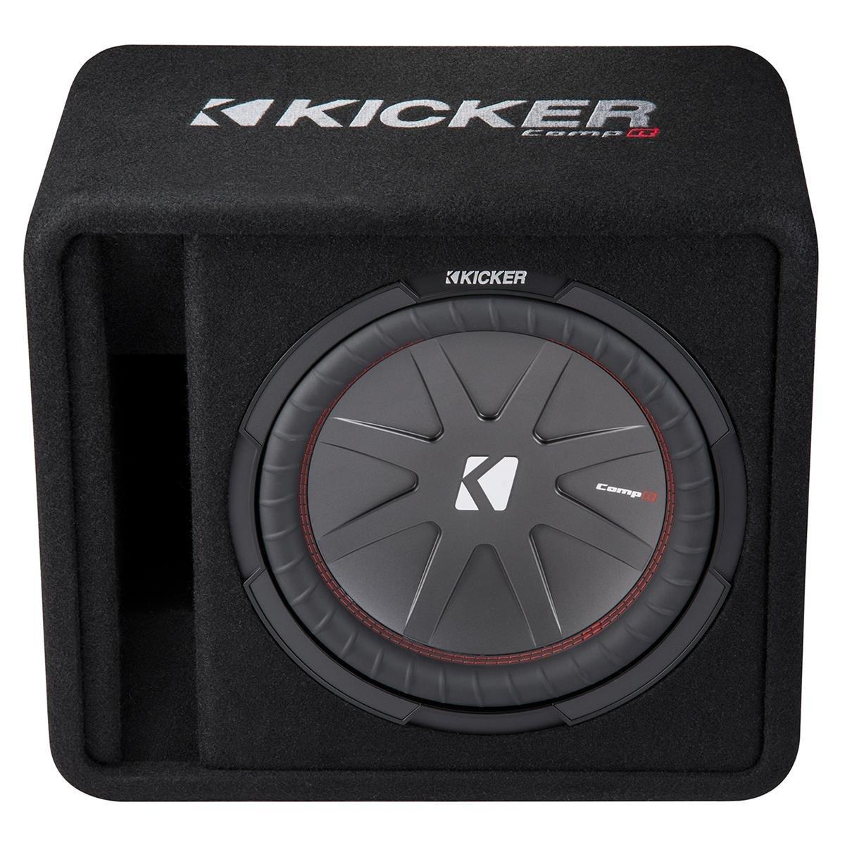 Kicker VCWR122 (43VCWR122) 12'' Single Subwoofer Enclosure