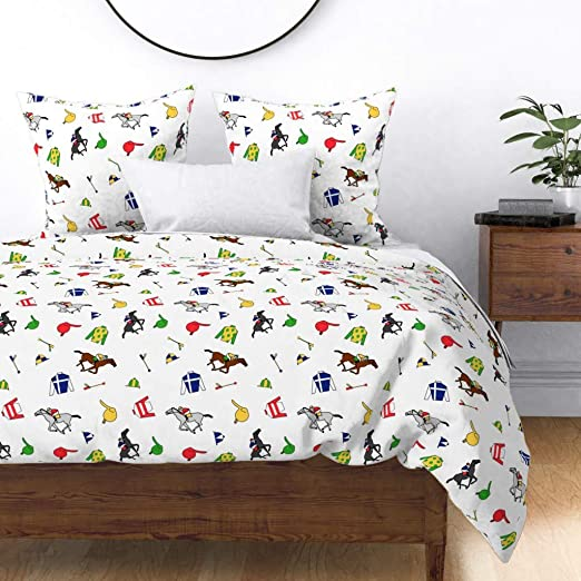 Pact Sheets White Sateen King