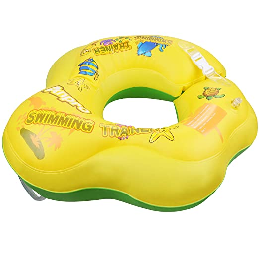 Anpro Flotador Bebé para Ayudar de natación,Flotador de axila para ...