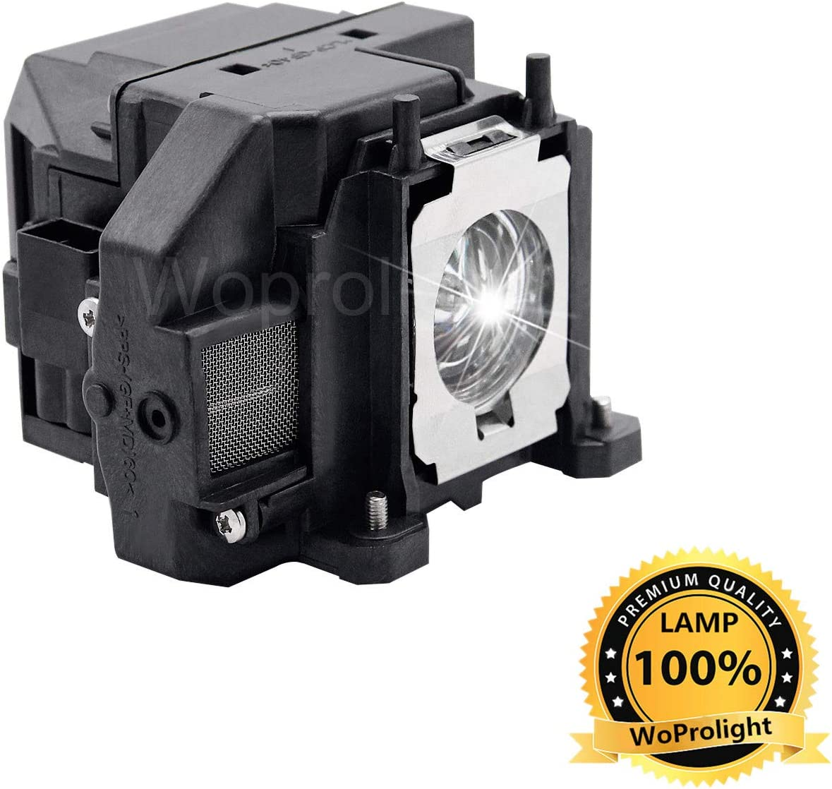 for Epson ELPLP67 Replacement Premium Quality Projector Lamp for Epson EB-W12 EB-X12 EB-S12 Projector by WoProlight