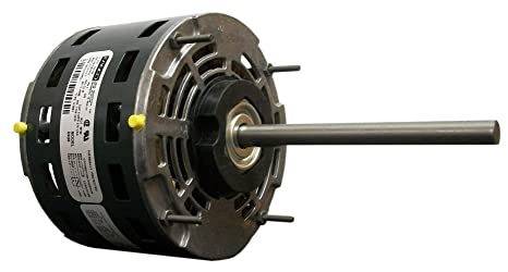 Fasco D728 5.6-Inch Direct Drive Blower Motor, 3/4 HP, 115 Volts, 1075 on