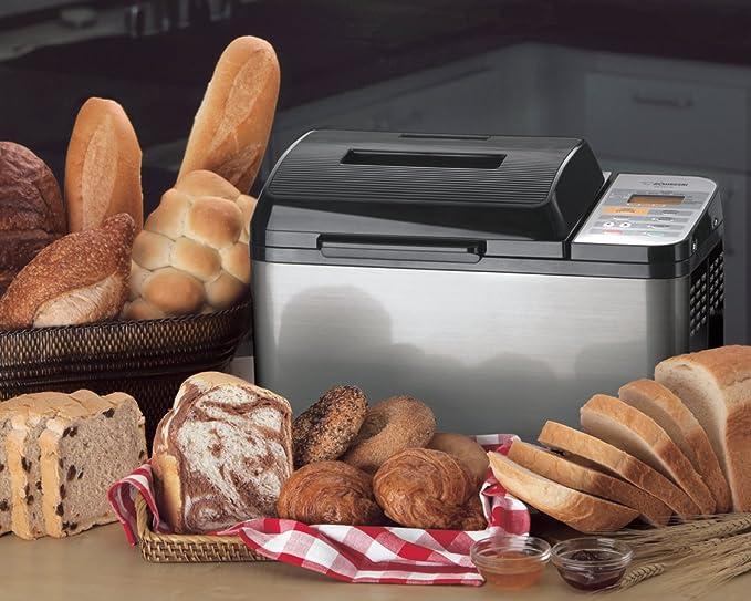 Zojirushi Home Bakery Virtuoso Plus Breadmaker: Amazon.es: Hogar