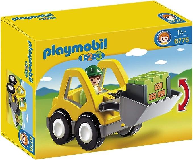 PLAYMOBIL 626622 - 1.2.3 Pala: No Name: Amazon.es: Juguetes y juegos