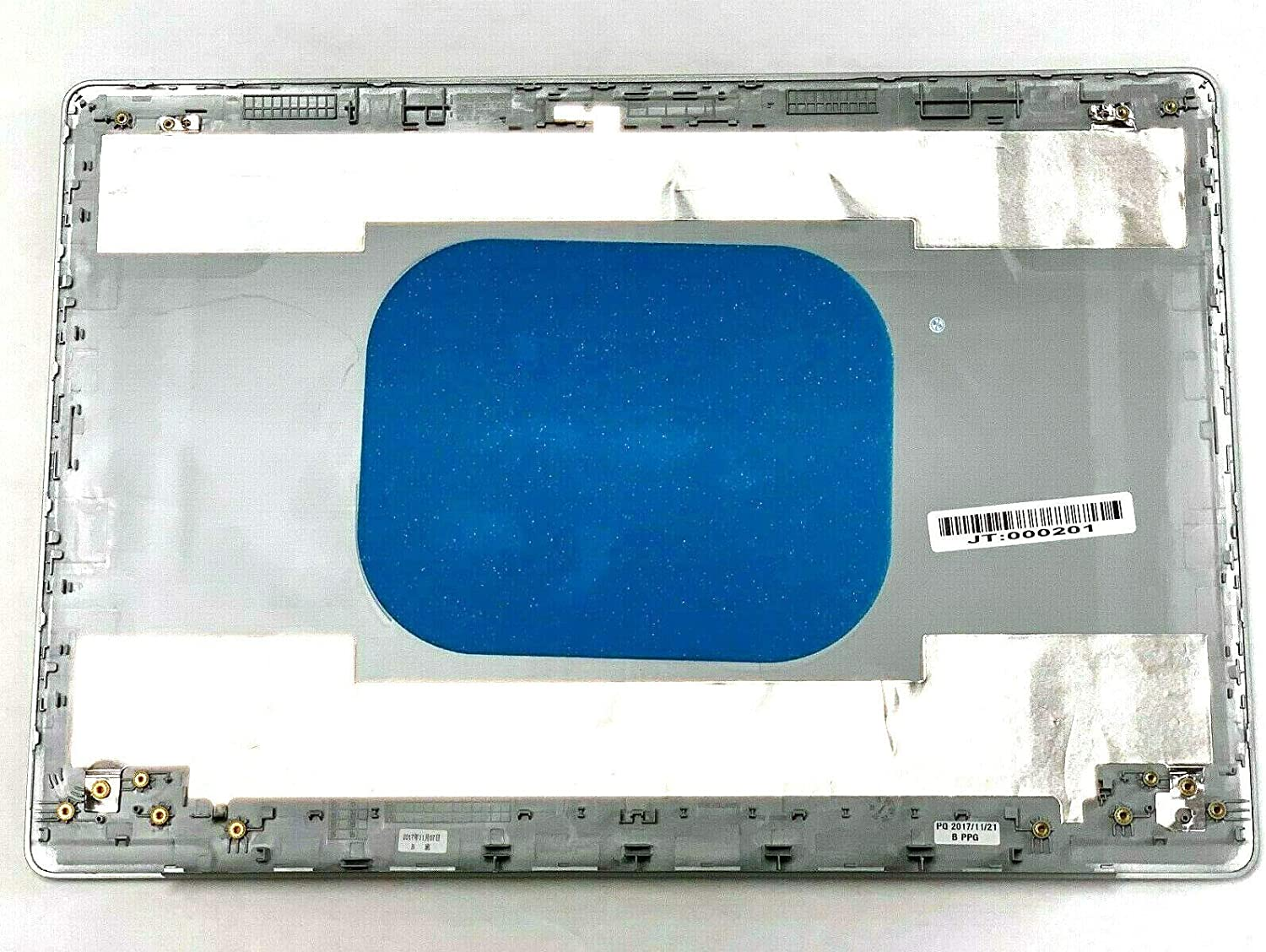 New LCD Rear Top Lid Silver Back Cover 0X4FTD X4FTD Fit for Dell Inspiron 15 5000 5570