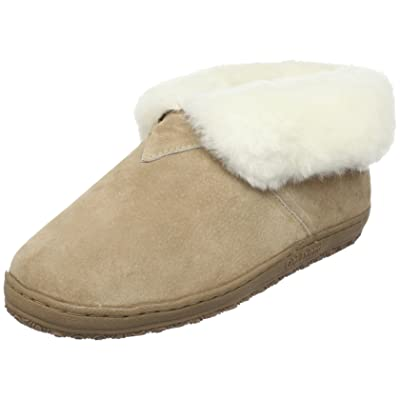 Old Friend Women's Bootee Wide Moccasin | Loafers & Slip-Ons
