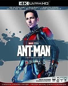 ANT-MAN [Blu-ray] (Bilingual)