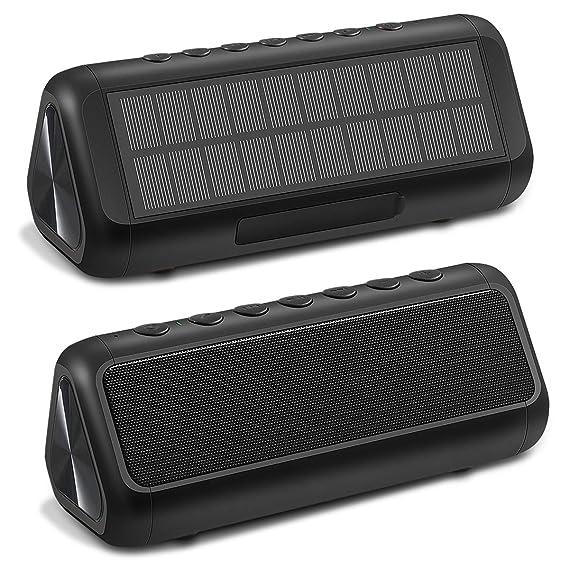 Review Tranmix Solar Bluetooth 4.1