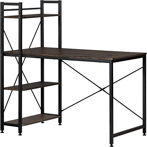 South Shore Evane Industrial Desk