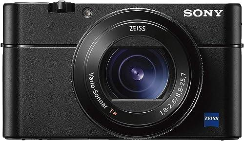 Sony Cyber-Shot DSC-RX100 V 20.1MP Digital Camera w/Flip Screen