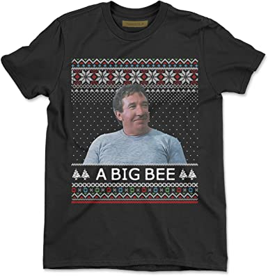 Marrola It is A Bee Ugly Christmas T-Shirt