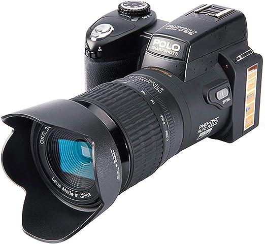 BABIFIS Cámara Digital HD D7100 Cámara de Video SLR Profesional de ...